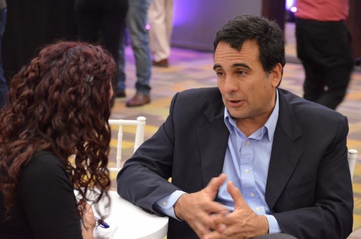 07-Jorge Coqui Cabrera organizador del evento