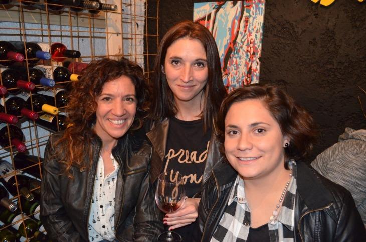 13-Cristina Pérez, Vanesa López y Paula Vitale