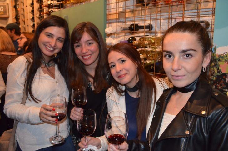 15-Emilia Cabrera, Cintia Bonano, Agustina Fernandez y Renata Piglionico