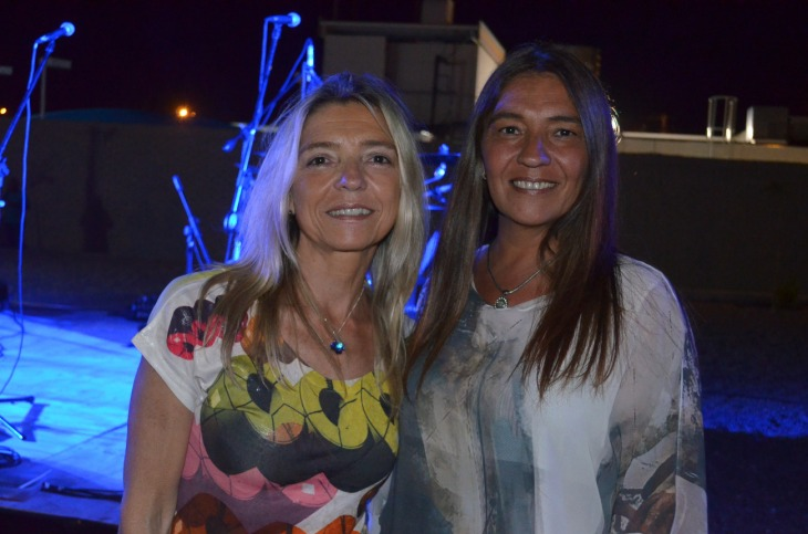 Alejandra y Claudia Fantozzi