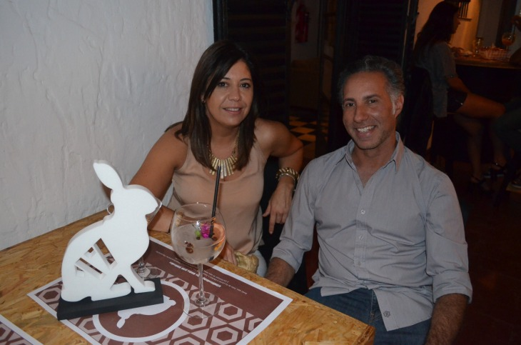 Andrea Marin y Federico Gomez