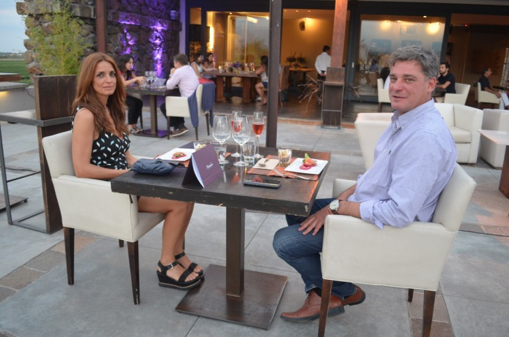 Carolina y Fernando
