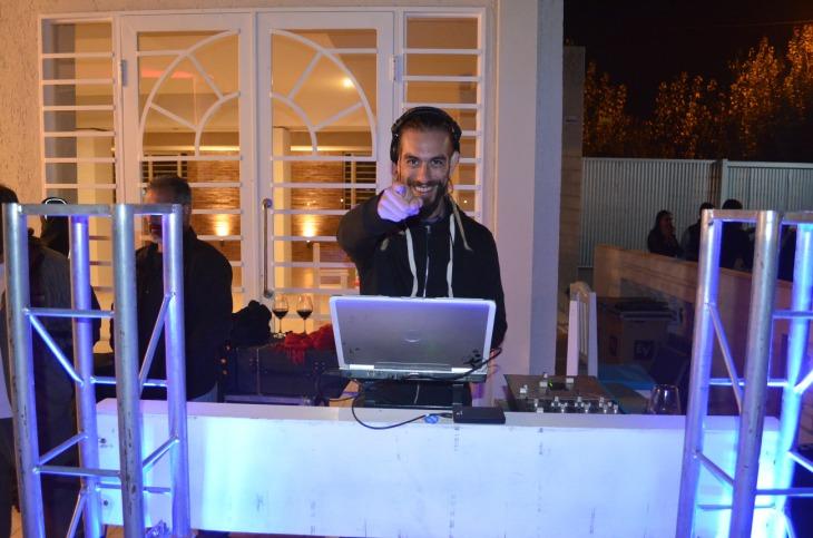 DJ Simon Pendola