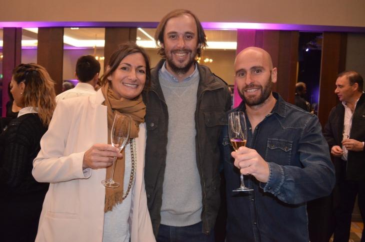 Fernanda Giuliani Matias Prieto y Tomás Stahringer