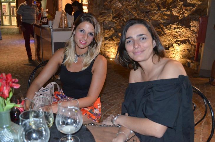 Florencia Rodriguez y Romina Roggerone