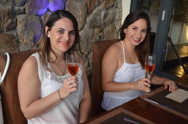 Gabriela Martín y Noelia Zarate