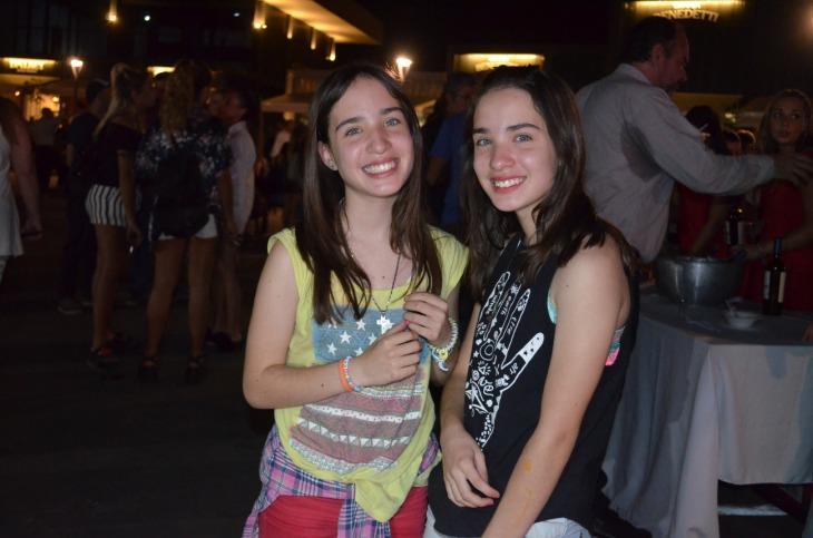 Julieta y Florencia Orellana
