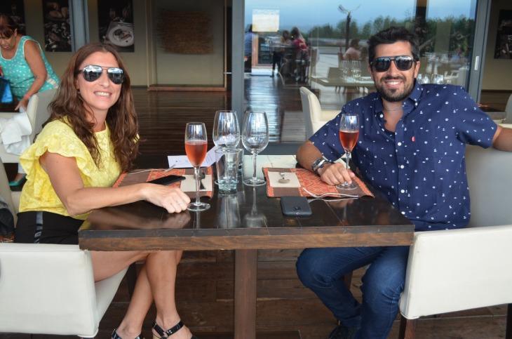 Paola Maron y Federico Mignini