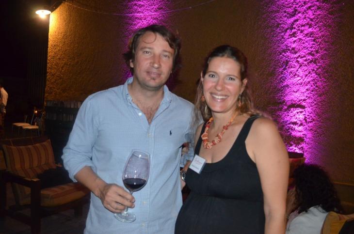Ramiro y Natalia Martins