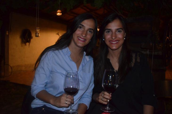 Romina y Daniela Girotti