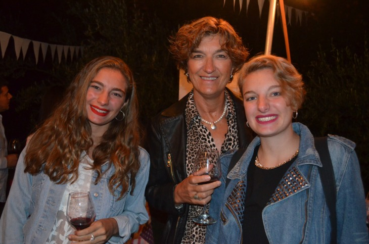 Valentina Garrido Ma Victoria Lopez y Agustina Garrido