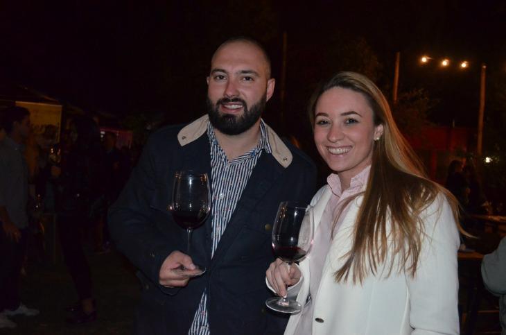 07-Franco Gennari y Maria Eugenia Aguerre