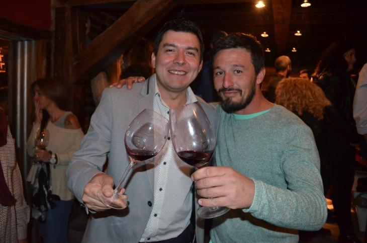 11-Luis Mantegini y Mauricio Vegetti