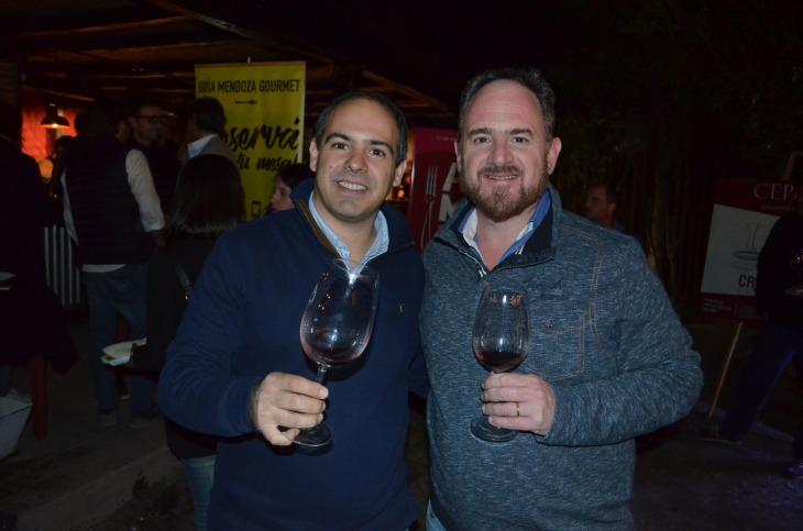 14-Martín Boggio y Cristian Centurión de Guía Mendoza Gourmet