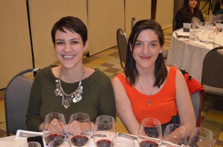 Claire y Mariel Bernard
