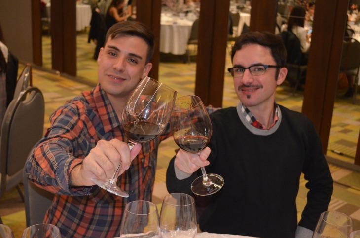 Gonzalo Puertas y Juan Bonade
