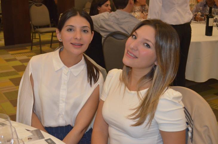 Virginia y Luciana Mertens