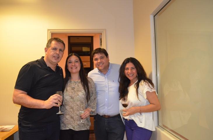 07-Jorge Torralba Jennifer Rodriguez Claudio Barrueco y Valeria Saavedra