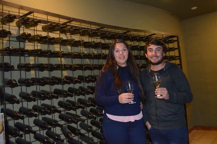 13-Romina Oropel y Alberto Navarro